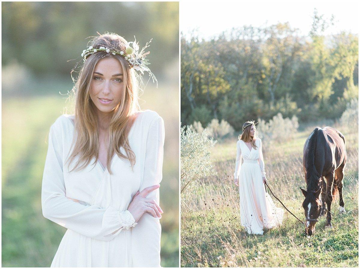 photographe fine art mariage provence