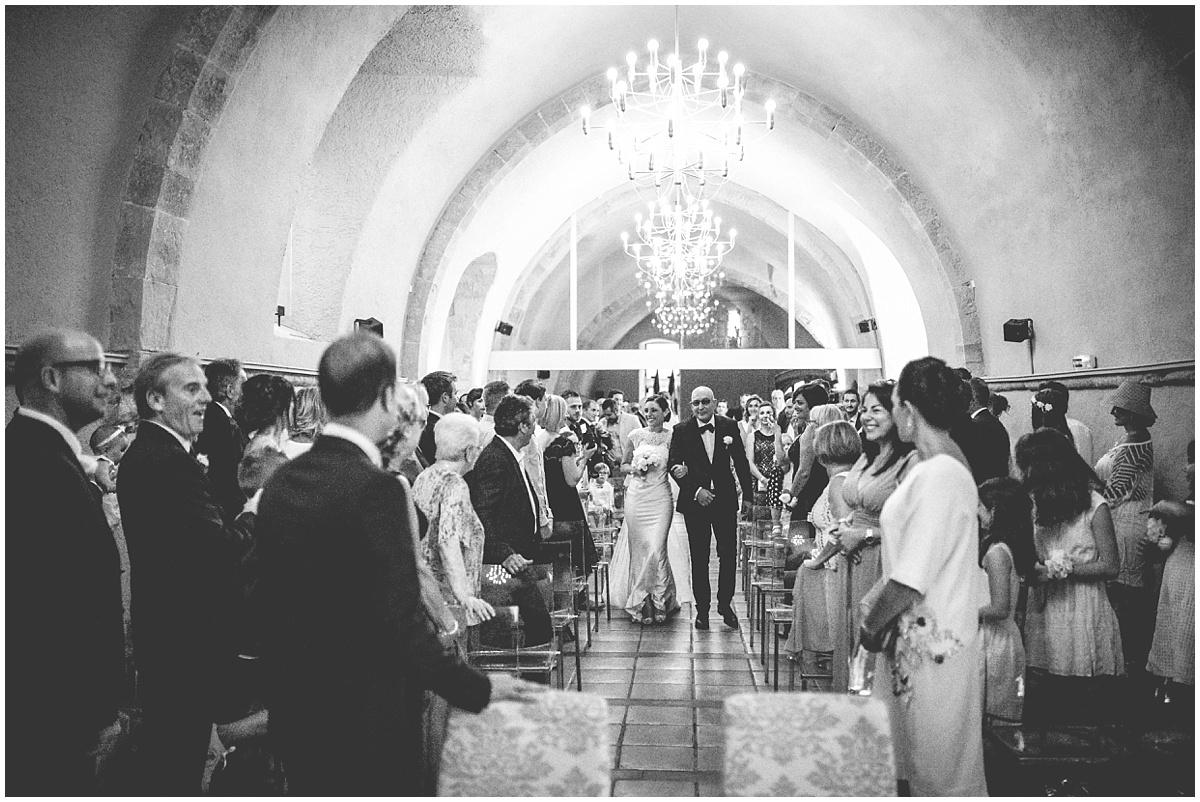 Christophe Serrano photographe mariage Château Font de Broc