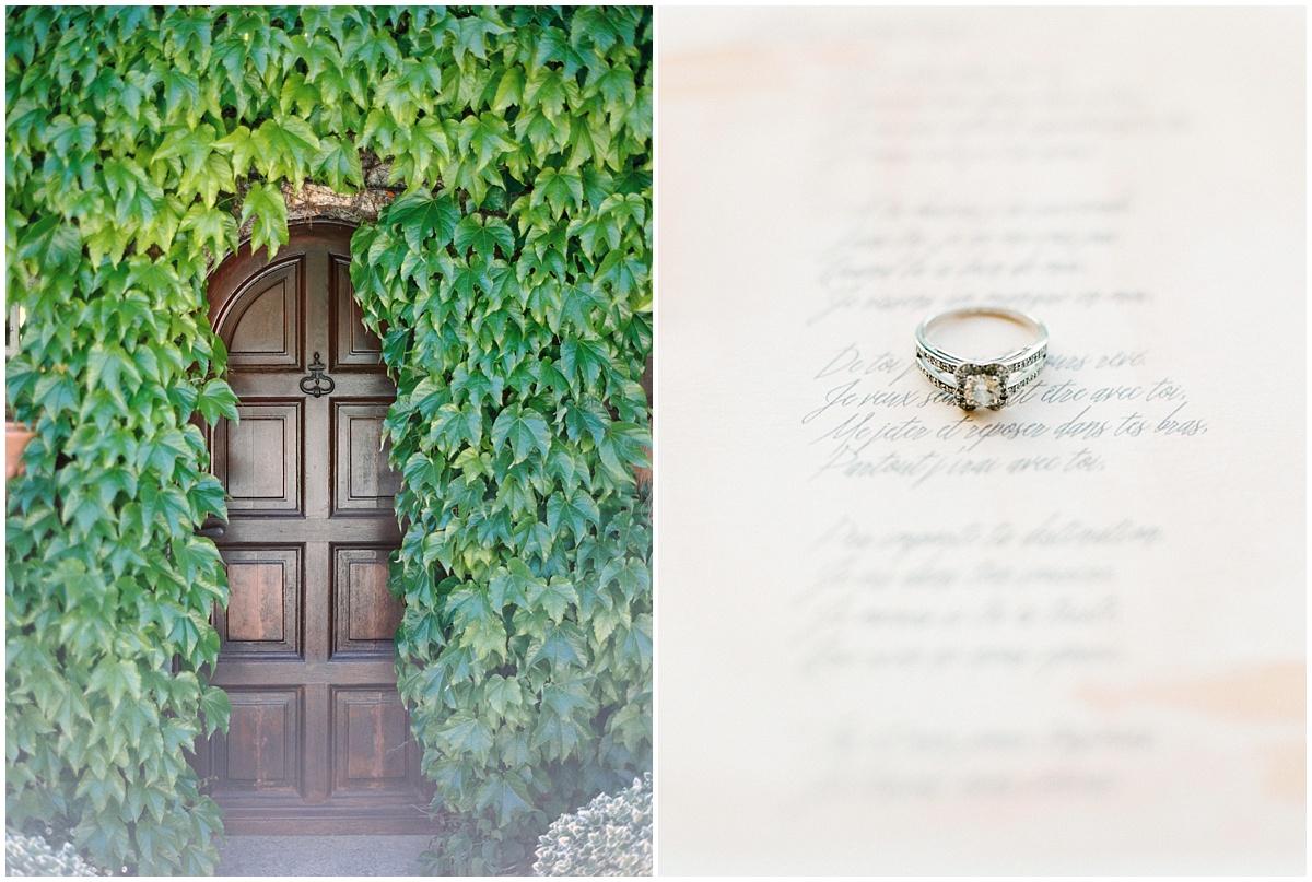 chateau aumerade photographe mariage provence Christophe Serrano