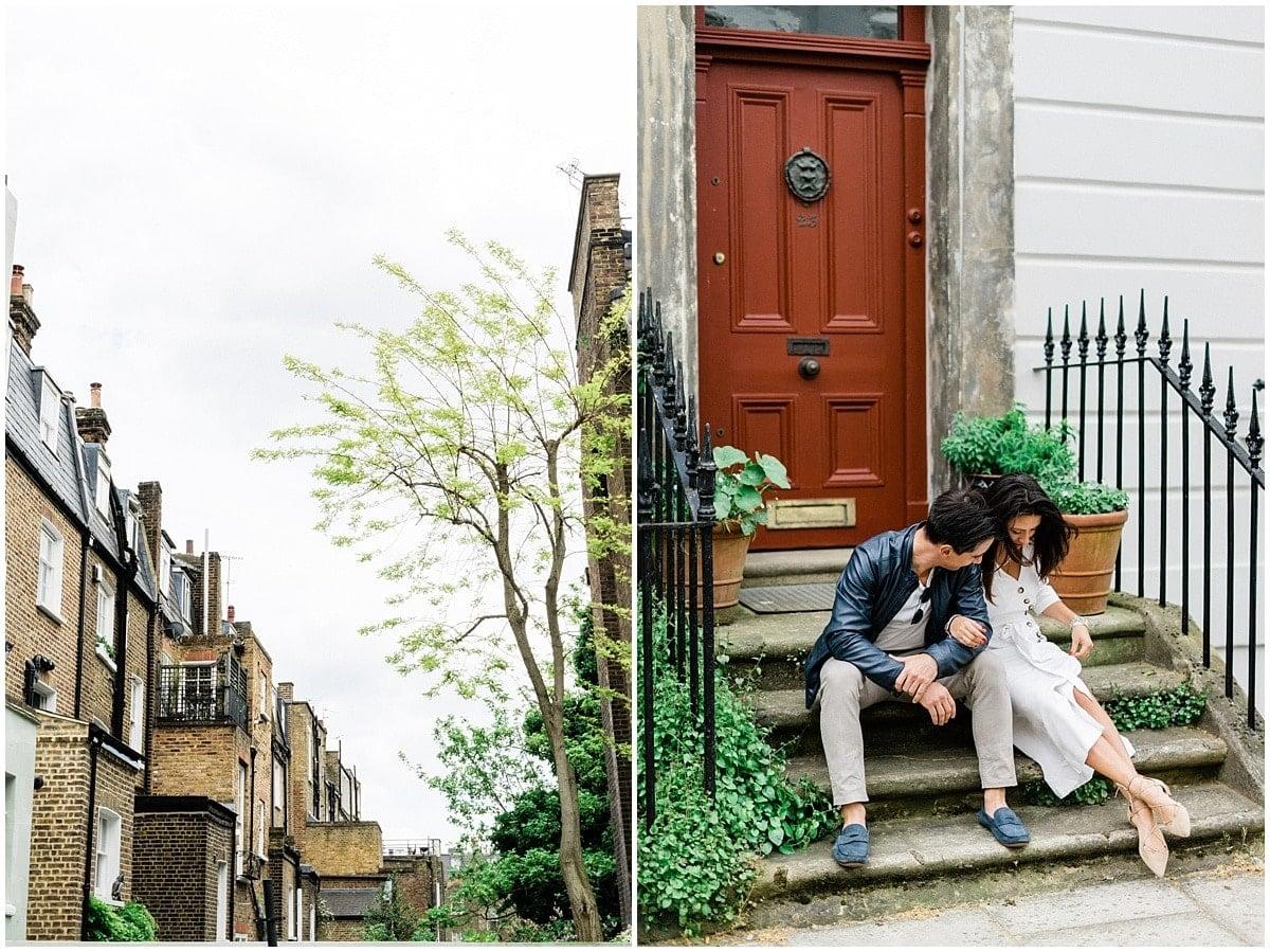destination engagement photographer london primerose hill