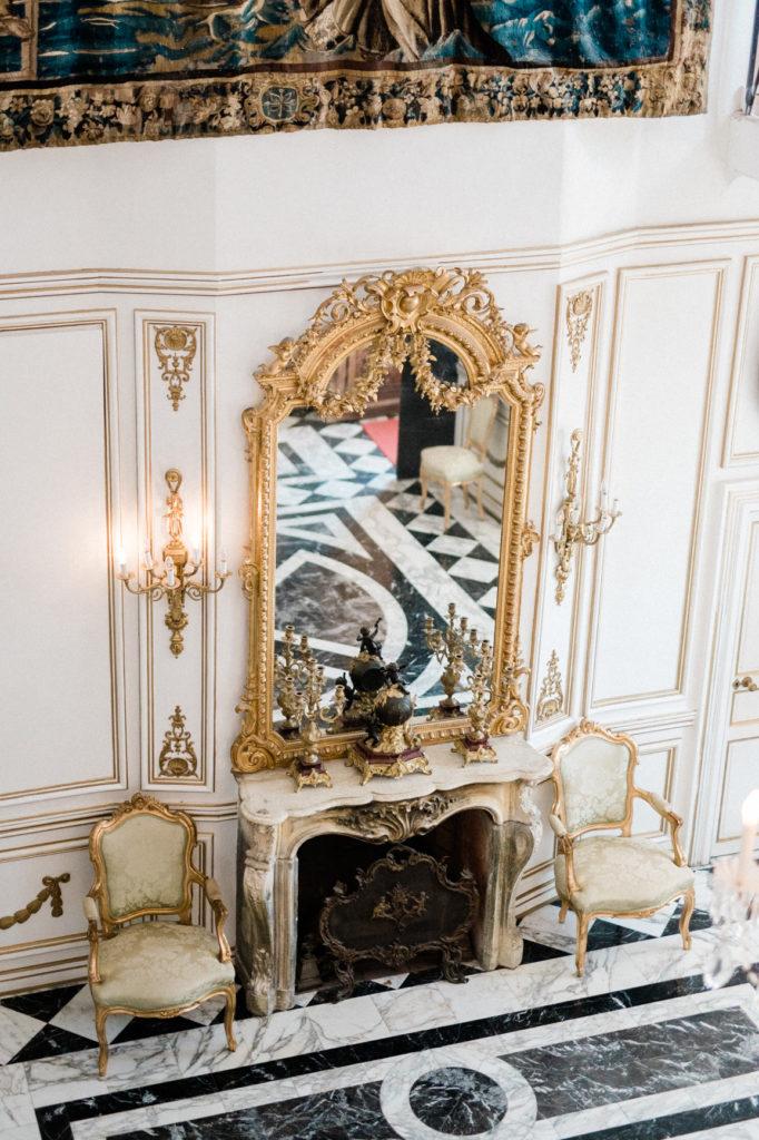 Chateau Robernier French Riviera Wedding Castel