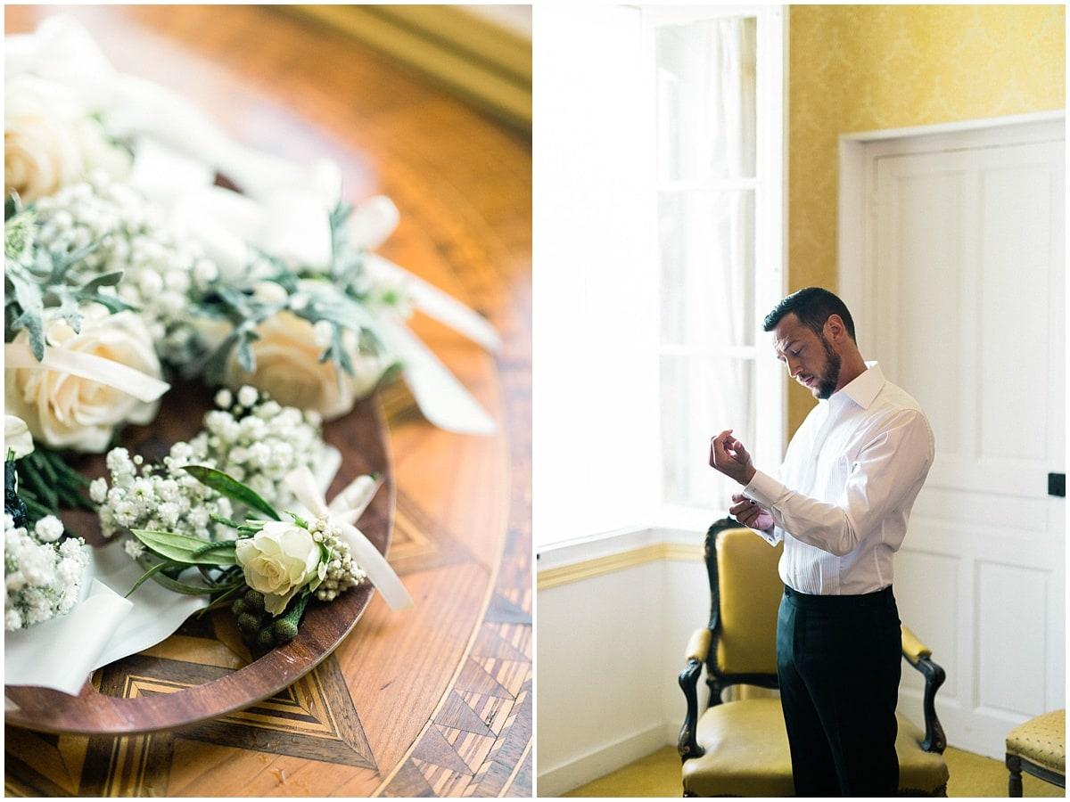 l'art qui pousse fleurs mariage résidence cap brun