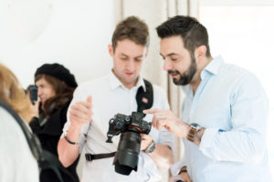stage cours photographe mariage