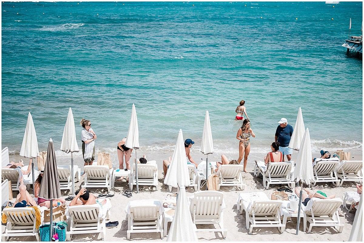 Plage keller wedding party Christophe Serrano fine art photographer
