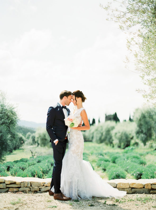 Workshop mariage provence
