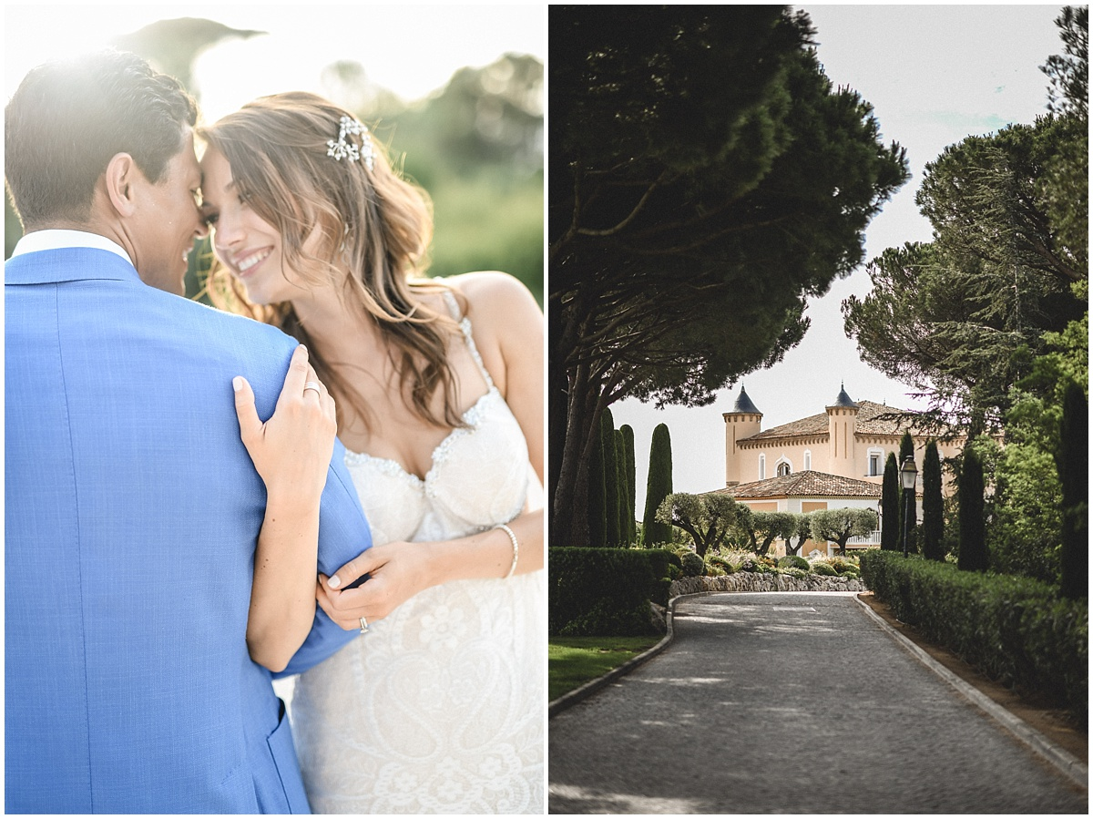 Photographe mariage fine art Saint tropez destination wedding photographer