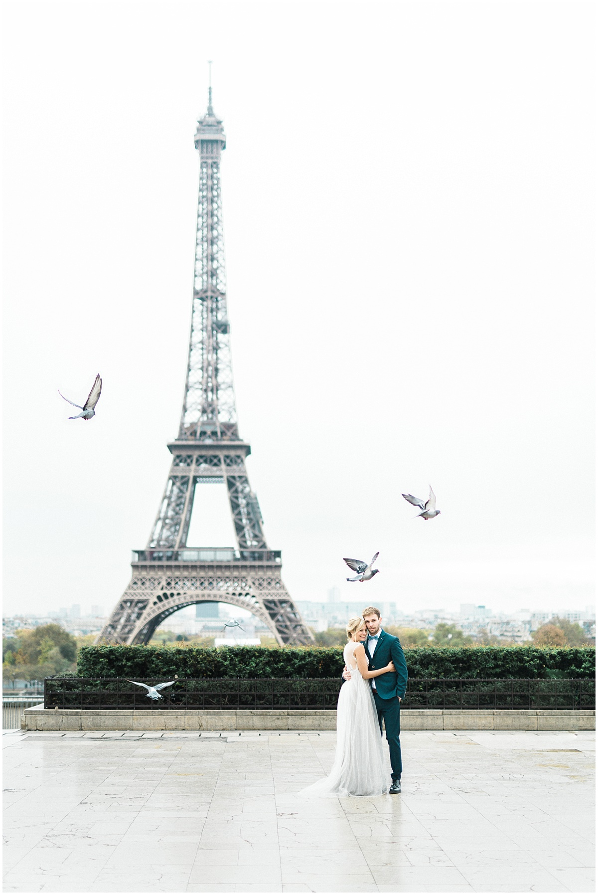 elopement in Paris Christophe Serrano French destination wedding fashion photographer provence french riveria_0242