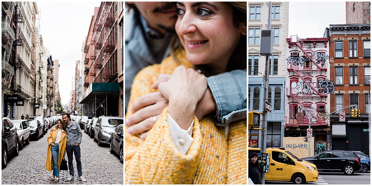 engagement photography New York Christophe Serrano wedding
